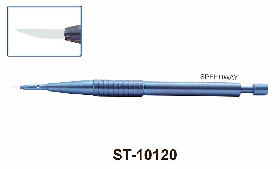 Saphire Side Port / Lance Tip 15 Degree