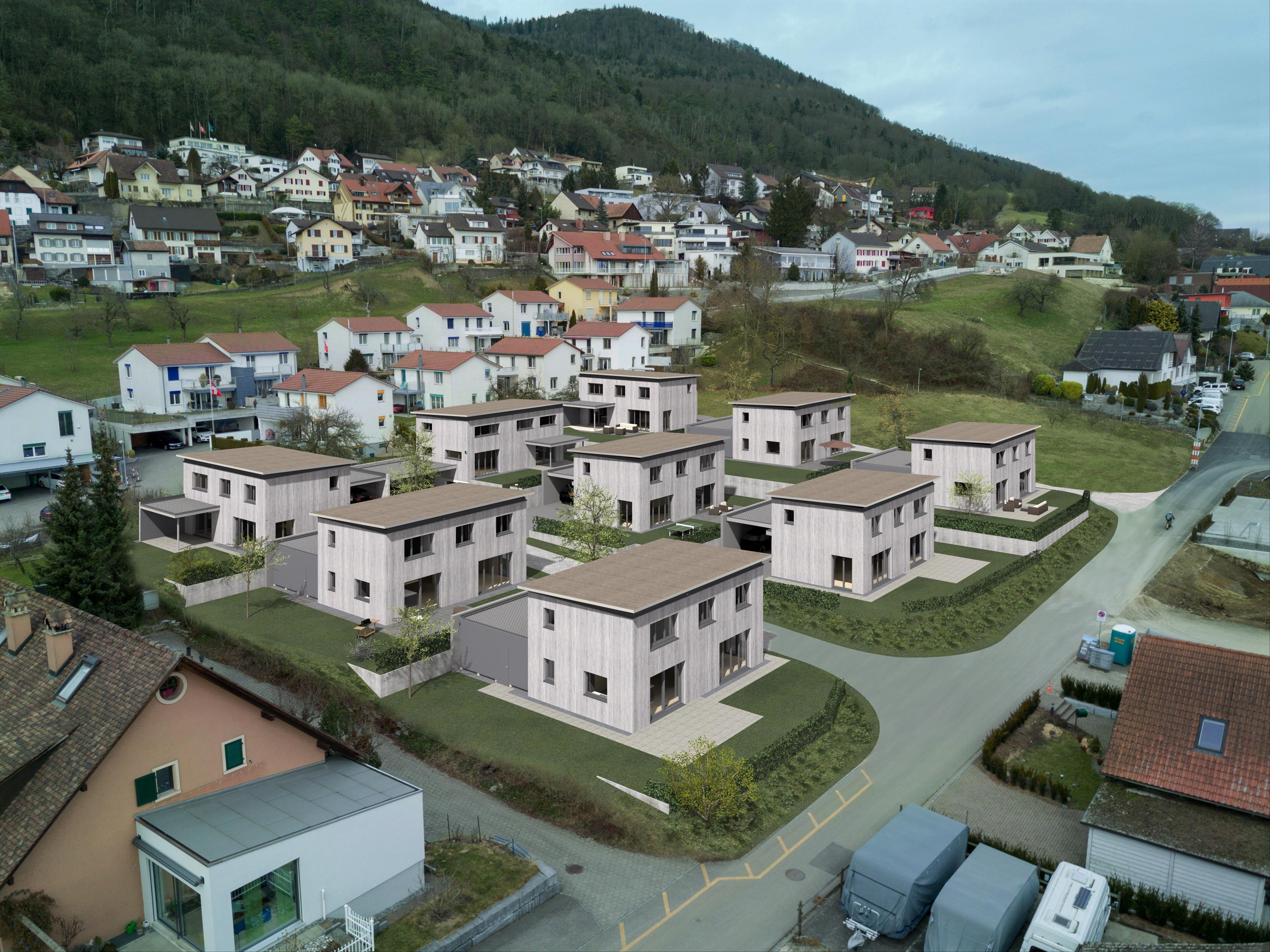 Siedlung Kleinfeld Egerkingen