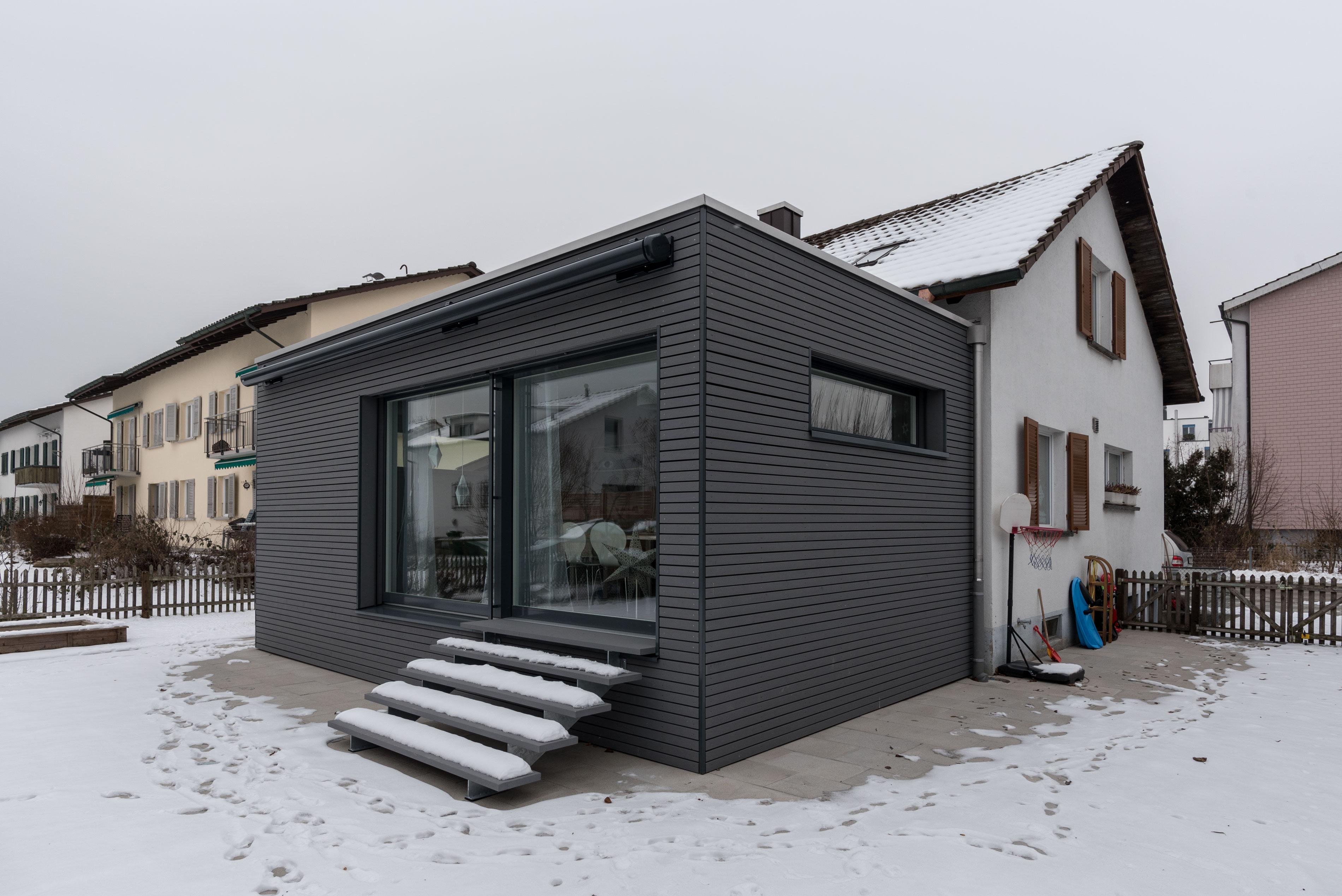 Wohnraumerweiterung