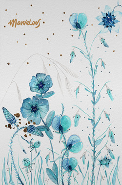El jardín del blues