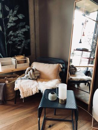 lounge serie by huebsch