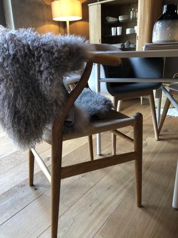 carl hansen wishbone chair