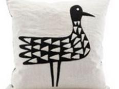 Kissen Bird