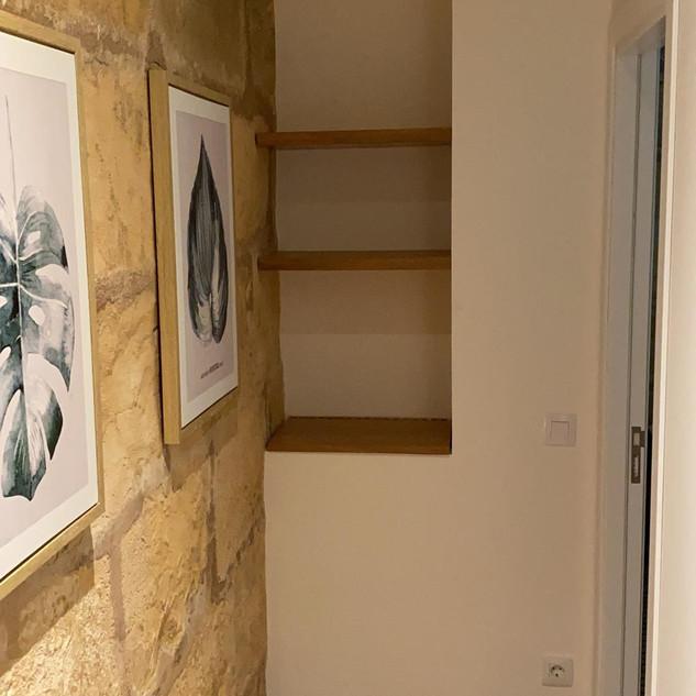 NACHER OG Foyer mit Wäscheabwurf