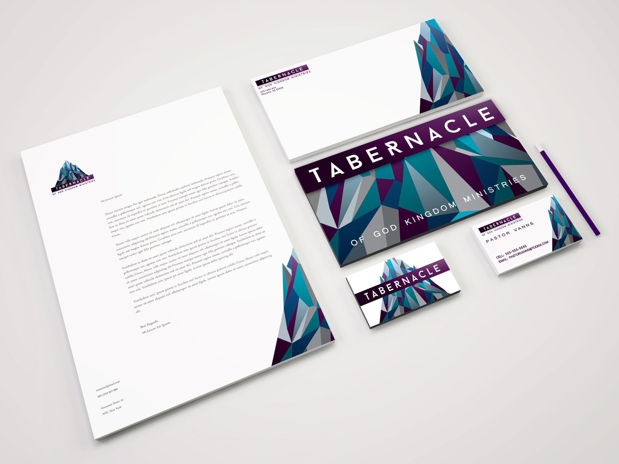 tab stationery