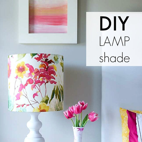 DIY Lampshade Kit