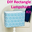 Thumbnail: DIY Rectangle Lampshade Kit