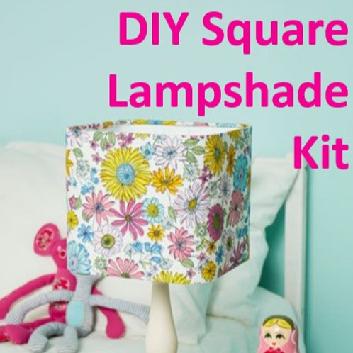 DIY Square Lampshade Kit