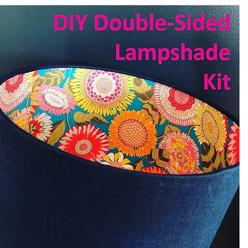 DIY Double Sided Lampshade Kit