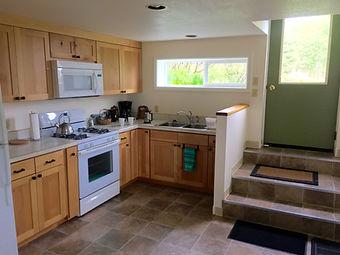 Kitchen Garden Apartment
