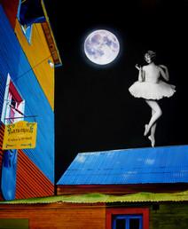 Rozmowa z księżycem