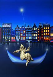 Amsterdamski gondolier