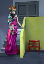 Z cyklu Trzy siostry, Olga