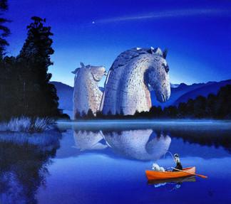 W krainie wodnych koni