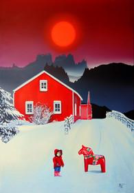 Dom wschodzącego słońca
