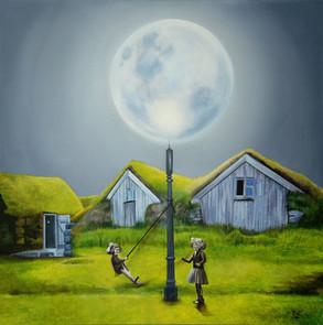 W blasku księżyca