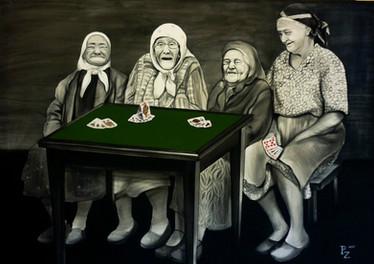 Król i cztery damy
