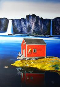 Peter w krainie fiordów