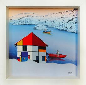 Fiordy Mondriana