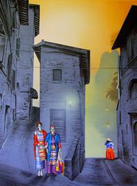 O świcie w Urbino