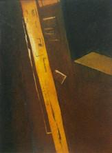Ich sypialnia  wymiary: 12,5 cm. x 17,0 cm. technika: akwatinta / 2007