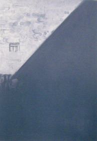 Koniec siedliska wymiary: 21,0 cm. x 30,0 cm. technika: akwatinta z akwafortą / 2008