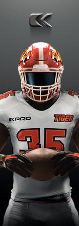 2021 Tiger Jersey