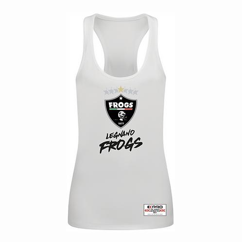 Frogs women tank top