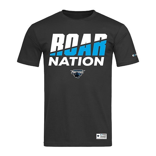 "Panthers Tshirt ""ROAR Nation"""