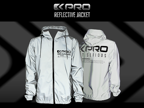 K-Pro Reflective Jacket