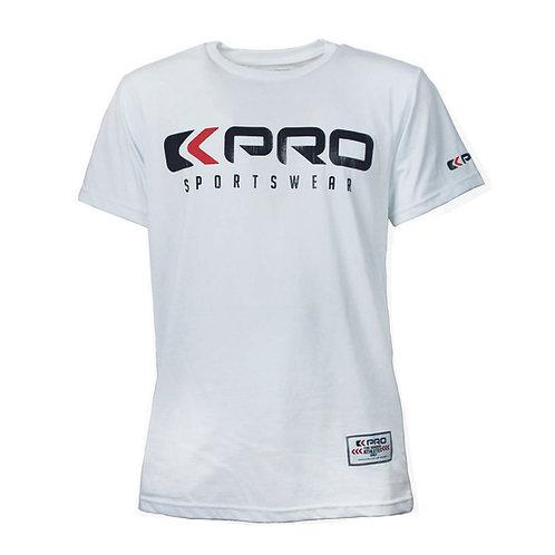 Kpro Classic - White/Red