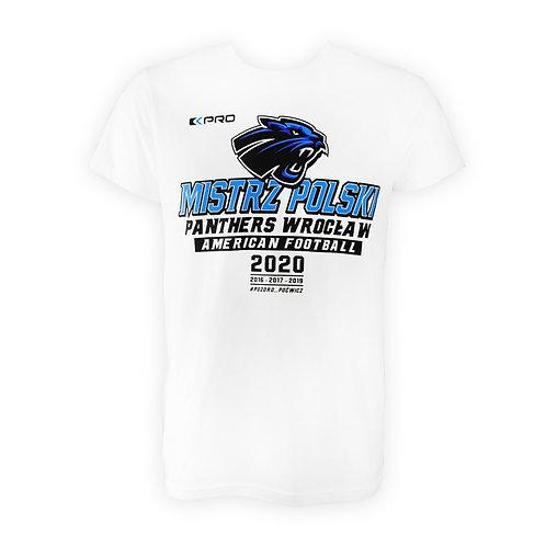 Kpro Panthers T-shirt Champions 2020