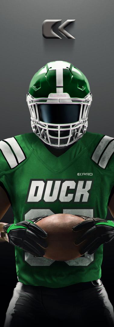 2021 Duck Jersey