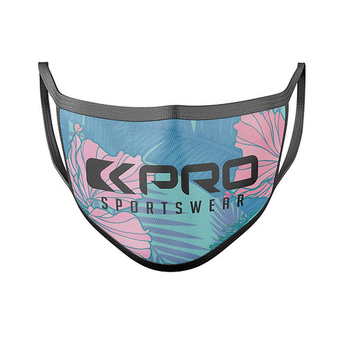 "Kpro ""Tropical Pink"" Precautionary Filtering Mask"