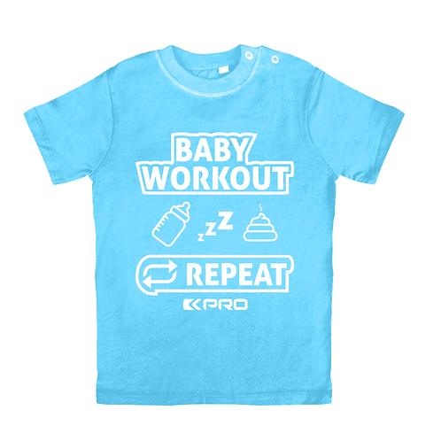 Kpro Workout - Baby T-shirt