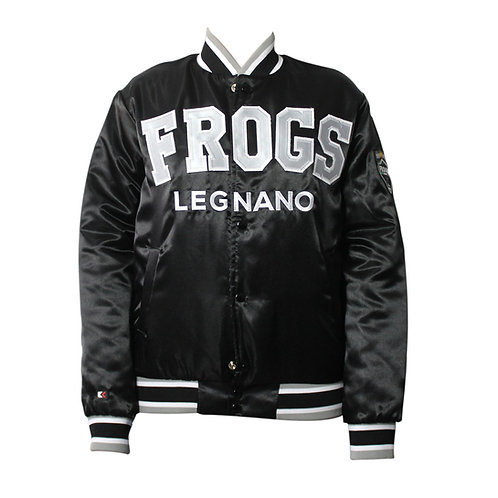 Frogs Satin Bomber