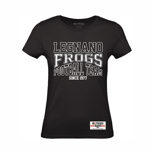 Frogs woman t-shirt