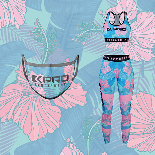 "Fitness Bundle ""Tropical Pink"""