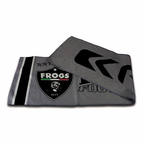 Frogs sport towel