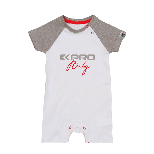 Kpro Baby - Baseball Playsuit
