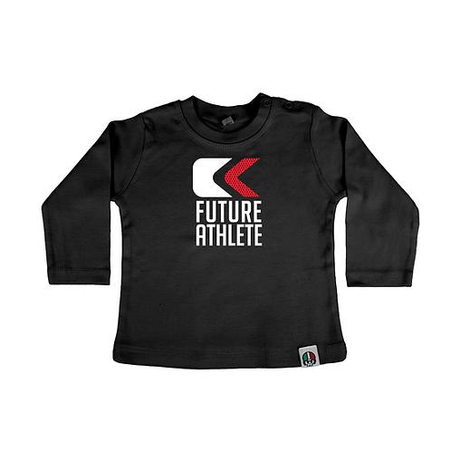 Kpro Future Athlete - Long Sleeve baby T - Shirt