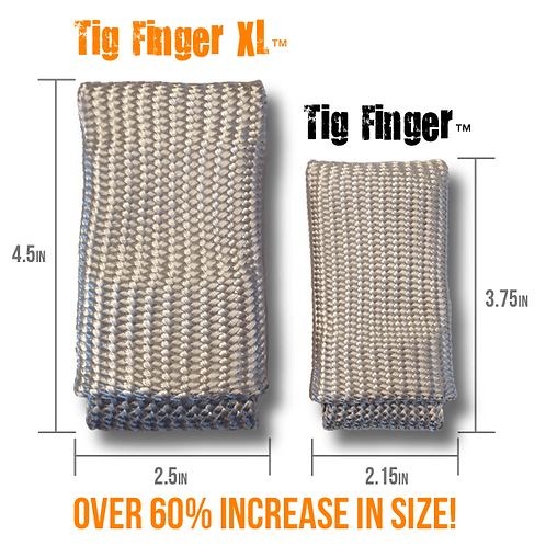 TIG FINGERS