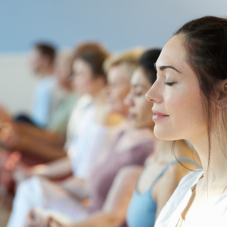 Why We Chant OM in Yoga Class