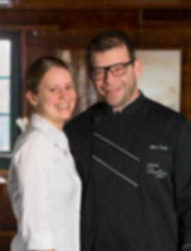 Landhaus Rheineck über uns Ramona Eigenmann und Gino Kobi