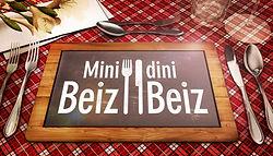 Landhaus Rheineck mini Beiz dini Beiz