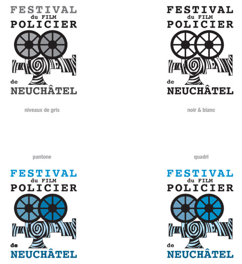 logo Festival de films policiers