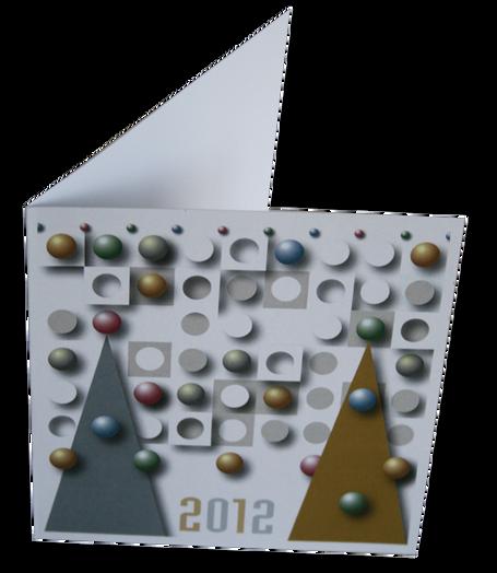 Carte de Noël - 2012