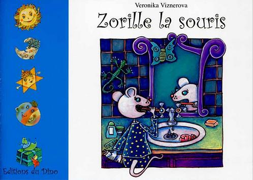 Zorille la souris - livre pour enfants
