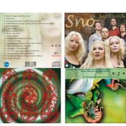 Pochette CD audio