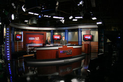 WSFA- TV set